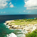 Golf Curacao - Blue bay